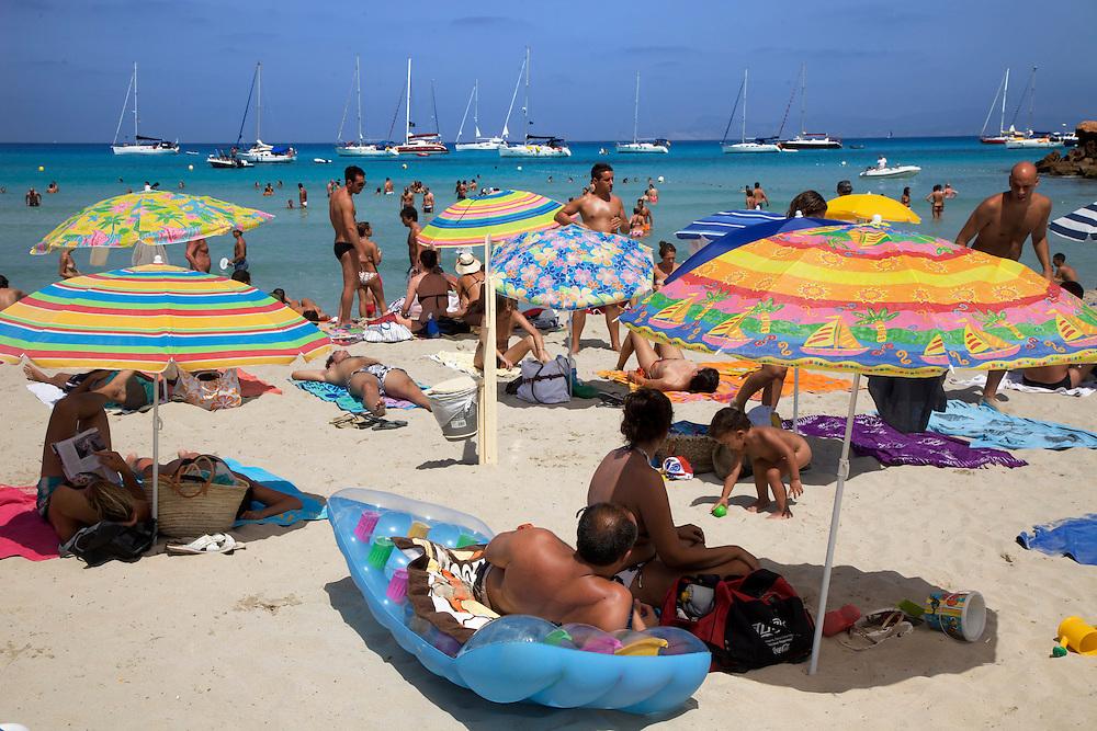 29/Julio/2009 Formentera<br /> Playa de Cala Saona<br /> <br /> © JOAN COSTA