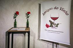 Lançamento da confraria Amigas do Vinho no Rio Grande do Sul. FOTO: Felipe Nogs / Agência Preview