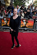 GAIL PORTER,  Film premiere of Kung Fu Panda. Vue West End. Leicester Sq. London. 26 June 2008.  *** Local Caption *** -DO NOT ARCHIVE-© Copyright Photograph by Dafydd Jones. 248 Clapham Rd. London SW9 0PZ. Tel 0207 820 0771. www.dafjones.com.