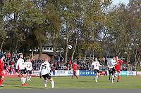 Fotball , 22. october 2016 , Eliteserien , PostNord-ligaen avd 3 , Vidar - Stord<br /> Ingvald Halgunset fra Vidar i aksjon mot Stord<br /> Foto: Andrew Halseid Budd , Digitalsport