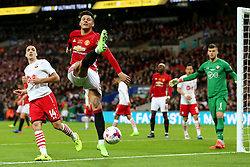 Marcos Rojo of Manchester United  - Mandatory by-line: Matt McNulty/JMP - 26/02/2017 - FOOTBALL - Wembley Stadium - London, England - Manchester United v Southampton - EFL Cup Final
