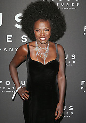 January 7, 2018 - Beverly Hills, CA, U.S. - 07 January 2018 - Beverly Hills, California - Viola Davis. Focus Features 75th Golden Globe Awards After-Party held at the Beverly Hilton Hotel. Photo Credit: F. Sadou/AdMedia (Credit Image: © F. Sadou/AdMedia via ZUMA Wire)