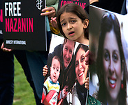 Nazanin Zaghari-Ratcliffe's 2000th day of being detained in Iran