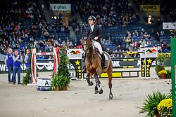 Brash Scott, GBR, Hello Senator<br /> Stuttgart - German Masters 2019<br /> © Hippo Foto - Stefan Lafrentz<br /> 17/11/2019
