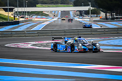 April 13, 2018 - Le Castellet, France - 24 COOL RACING (CHE) LIGIER JS P3 NISSAN ALEXANDRE COIGNY (CHE) ANTONIN BORGA  (Credit Image: © Panoramic via ZUMA Press)