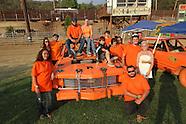 Mariposa County Fair Destruction Derby Parade Lap 2013