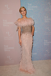 September 13, 2018 - New York, NY, USA - September 13, 2018  New York City..Paris Hilton attending the 4th Annual Clara Lionel Foundation Diamond Ball on September 13, 2018 in New York City. (Credit Image: © Kristin Callahan/Ace Pictures via ZUMA Press)
