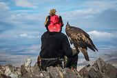 Mongolia's Altai Kazakh Eagle Hunter