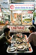 Street food on Sukhumvit Soi 38