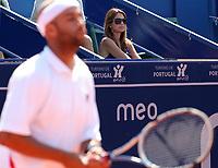 20090507: ESTORIL, PORTUGAL - Estoril Tennis Open 2009 - Men's singles. In picture: James Blake 's girlfriend. PHOTO: Octavio Passos/CITYFILES