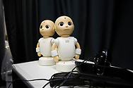 Roboten CommU (Communication Unity)<br /> ATR Hiroshi Ishiguro Laboratories<br /> <br /> The Robot CommU (Communication Unity)<br /> ATR Hiroshi Ishiguro Laboratories<br /> <br /> <br /> Fotograf: Christina Sjögren<br /> Copyright 2018, All Rights Reserved