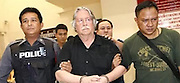Body in Bangkok freezer has been dead for 8 years<br /> <br /> An elderly Caucasian man, whose dismembered body was found stuffed in a freezer during a police raid on a passport forgery gang's hideout, is believed to have died about eight years ago, making it difficult to identify him.<br /> <br /> The body parts were found last Friday at a shophouse on Sukhumvit Soi 56. Investigators believe one of the three suspects arrested after the raid bought the freezer in the Rama IV area in 2008, Metropolitan Police Division 5 chief Somprasong Yenthuam said Tuesday.<br /> <br /> This new piece of information has led authorities to assume the victim died quite some time ago, Pol Maj Gen Somprasong said.<br /> <br /> On Monday, Chulalongkorn Hospital's head of forensic medicine, Udomsak Hoonwijit, said the body parts had been frozen for an extended period.<br /> <br /> One of the three suspects, earlier identified as British national Peter Andrew Colter, and reportedly married to a Thai woman, had told police the freezer was moved from his former house on Ekkamai Soi 12 to the shophouse on Sukhumvit Soi 56.<br /> <br /> Mr Colter said he had no idea what was inside the freezer.<br /> <br /> Police found several passports belonging to him with different names, making it difficult to determine exactly where he is from. Police believe he is the gang's leader and has knowledge about the corpse, Pol Gen Somprasong said.<br /> <br /> However, the man has been tight-lipped, providing no information about the victim. His alleged accomplices — Aaron Thomas Gabel and Jame Douglas Eger — have been confirmed by US embassy in Bangkok to be US nationals.<br /> <br /> Officers have questioned three individuals who moved the freezer from Mr Colter's former house. However, due to the ongoing investigation, their accounts must remain confidential for the moment, according to police.<br /> <br /> Meanwhile, a team of forensic doctors conducted a new postmortem examination Tuesday on the body an
