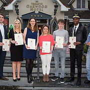 24.05.2018.       <br /> The Limerick Institute of Technology with Atlantic Air Adventures and funding from the Aviation Skillnet presented over forty certificates to Aviation professionals who have completed the Certificate in Aviation, The Aircraft Records Technician Level 7 and Part 21 Design, Level 7.<br /> <br /> Pictured at the event were, Aviation in Special Purpose Award recipients.<br /> <br /> LIT in partnership with Atlantic Air Adventures, CAE Parc Aviation, Part 21 Design and industry experts such as Anton Tams, GECAS, Don Salmon, CAE Parc Aviation and Mick Malone, Part 21 Design have developed and deliver these key training programmes with funding for aviation companies provided by The Aviation Skillnet.<br /> <br /> . Picture: Alan Place