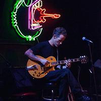 Thursday Jam Session, Dan Electro's Guitar Bar, Houston, Texas