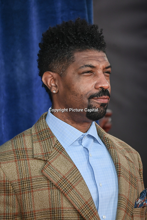"""Deon Cole attended """"The Harder They Fall"""" Opening Night Gala - 65th BFI London Film Festival, Southbank Centre, London, UK. 6 October 2021."""
