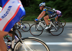 Pierpaolo Tondo of Italy (Nippo Endeka) during 1st stage of the 15th Tour de Slovenie from Ljubljana to Postojna (161 km) , on June 11,2008, Slovenia. (Photo by Vid Ponikvar / Sportal Images)/ Sportida)
