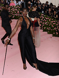 The 2019 Met Gala Celebrating Camp: Notes on Fashion - Arrivals. 06 May 2019 Pictured: Danai Gurira. Photo credit: MEGA TheMegaAgency.com +1 888 505 6342