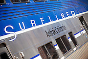 Amtrak California Train Stops In San Juan Capistrano