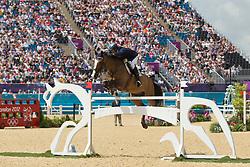 Larocca Jose (ARG) - Royal Power<br /> Olympic Games London 2012<br /> © Dirk Caremans