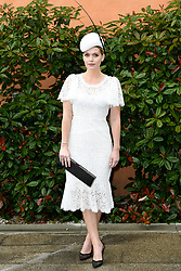 Lady Kitty Spencer during day one of Royal Ascot at Ascot Racecourse.