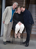 Paul Merton, Lizzie Bea and Michael Ball at the Hairspray the Musical' photocall, London, UK - 18 Feb 2020