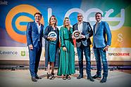 Koningin Maxima is maandag 11 september 2017, als lid van het Nederlands Comité voor Ondernemerschap