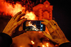 New Year Bonfire | Biggar | 31 December 2017