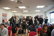 Caversham. Berkshire. UK<br /> Press Conference convenes<br /> 2016 GBRowing European Team Announcement,  <br /> <br /> Wednesday  06/04/2016 <br /> <br /> [Mandatory Credit; Peter SPURRIER/Intersport-images]