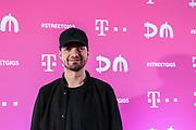 Depeche Mode during the Telekom Street Gig in Berlin, 17.03.2017<br /> German actor and singer Jimi Blue Ochsenknecht <br /> © Torsten Helmke