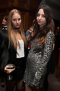 PETRA PALUMBO; TISH WEINSTOCK, Rocco Forte's Brown's Hotel Hosts 175th Anniversary Party, Browns Hotel. Albermarle St. London. 16 May 2013