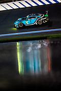 October 10, 2020. IMSA Weathertech, Charlotte ROVAL: #16 Wright Motorsports, Porsche 911 GT3 R, Ryan Hardwick, Patrick Long