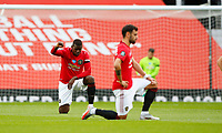 Football - 2019 / 2020 Premier League - Manchester United vs Southampton<br /> <br /> Paul Pogba of Manchester United at Old Trafford<br /> <br /> COLORSPORT/LYNNE CAMERON