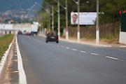 Montes Claros_MG, Brasil...Avenida Magalhaes Pinto que foi duplicada em Montes Claros, Minas Gerais...The Magalhaes Pinto avenue turned a dual-carriage-way in Montes Claros, Minas Gerais...Foto: NIDIN SANCHES / NITRO