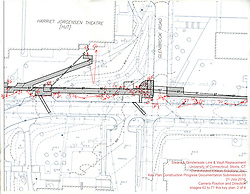 UConn Steam and Condensate Line and Vault Replacement Project. Task No.:001 Pre-Construction Documentation on 21 Jult 2016 - Key Plan 2 of 4