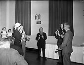 1958 - 24/05 Church Bell Ringers visit Guinness