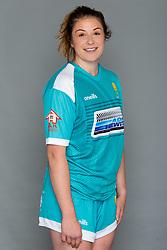 Amelia Buckland-Hurry of Worcester Warriors Women - Mandatory by-line: Robbie Stephenson/JMP - 27/10/2020 - RUGBY - Sixways Stadium - Worcester, England - Worcester Warriors Women Headshots