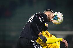 Žiga Kous of NŠ Mura during football match between NŠ Mura and NK Bravo in 20th Round of Prva liga Telekom Slovenije 2019/20, on December 5, 2019 in Fazanerija, Murska Sobota, Slovenia. Photo by Blaž Weindorfer / Sportida