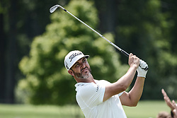 August 10, 2018 - Town And Country, Missouri, U.S - SCOTT PIERCY from Las Vegas Nevada, USA during round two of the 100th PGA Championship on Friday, August 10, 2018, held at Bellerive Country Club in Town and Country, MO (Photo credit Richard Ulreich / ZUMA Press) (Credit Image: © Richard Ulreich via ZUMA Wire)
