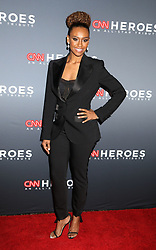 December 9, 2018 - New York City, New York, U.S. - RYAN MICHELLE BATHE attends the 12th Annual CNN Heroes: An All-Star Tribute held at the American Museum of National History. (Credit Image: © Nancy Kaszerman/ZUMA Wire)