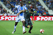 FOOTBALL - SPANISH CHAMP - LEGANES v REAL SOCIEDAD 240818