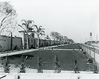 1930s Fox Movietone Studios in West Los Angeles