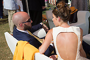 DRUMMOND MONEY-COUTTS; ANNA-LOUISE DOWNMAN, Veuve Clicquot Gold Cup, Cowdray Park, Midhurst. 21 July 2013