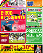 September 03, 2021 - LATIN AMERICA: Front-page: Today's Newspapers In Latin America