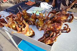 Chicken, Phsar Nath Market