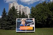 Cartelloni elettorali, Berlino.
