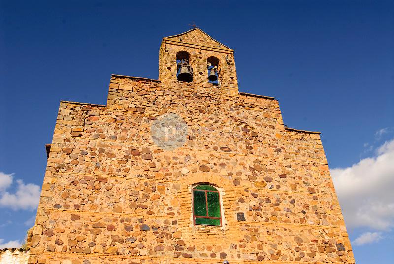 Valenzuela  de Calatrava, Iglesia de San Bartolomé.Ciudad Real.Ruta Almodovar ©Antonio Real Hurtado / PILAR REVILLA