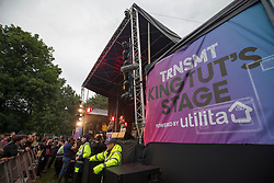 Be Charlotte on the Kind Tut's stage, Friday at TRNSMT music festival, Glasgow Green.