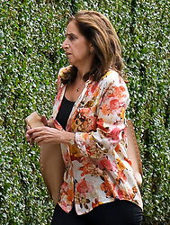 © Licensed to London News Pictures. 08/09/2018. London, UK. MARINA JOHNSON, wife of Boris Johnson wearing a different ring on her left hand, on September 8th, 2018, following the announcement she would be divorcing her husband Boris Johnson. Photo credit: Ben Cawthra/LNP