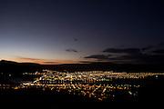 Almenara_MG, Brasil...Anoitecer no municipio de Almenara, Minas Gerais. ..Nightfall in Almenara, Minas Gerais...Foto: LEO DRUMOND / NITRO