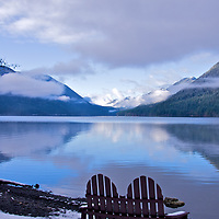 Christmas Day, Lake Crescent<br /> editted 1/1/20<br /> Printed 5/22/2020 1/1